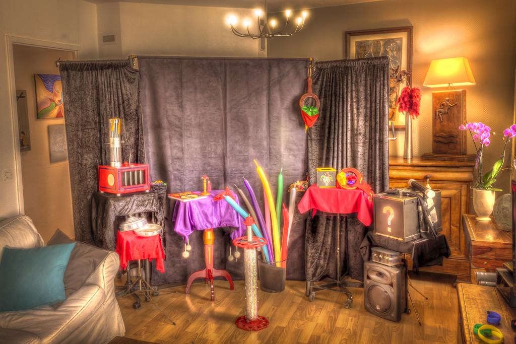 Un spectacle de clown et Sculpture de ballons sur Metz Nancy et Luxembourg